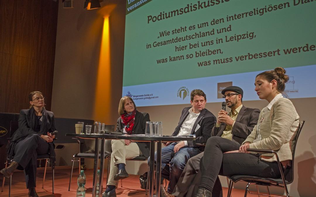 Interreligiöser Dialog? – Aktuelle Problemlagen und zukünftige Herausforderungen