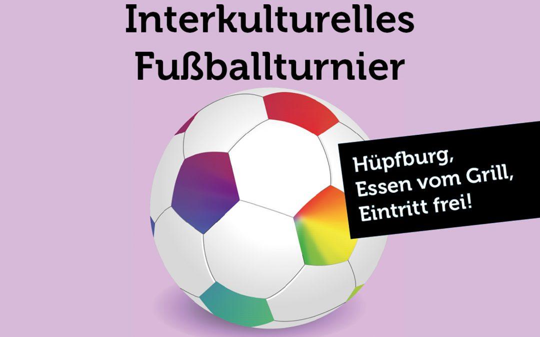 Interkulturelles Fußballturnier