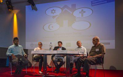 Erfolgreiche Diskussionsveranstaltung zum Interreligiösen Dialog
