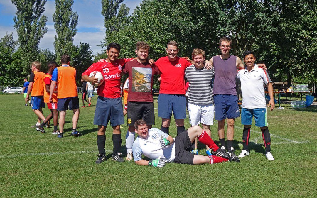 2. Interkulturelles Fußballturnier – ein voller Erfolg !